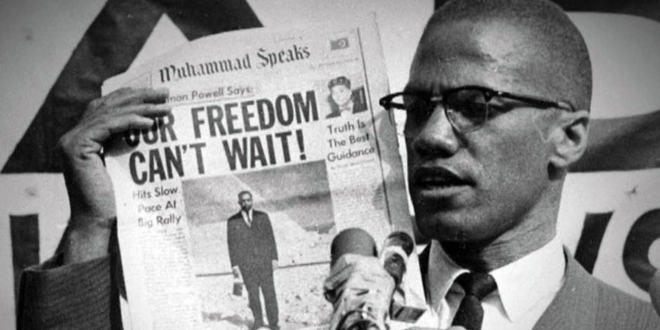 an examination of malcolm x as a racist On april 3, 1964, malcolm x delivered one of the most empowering  in his  speech, x examines racial inequality covered as it pertains to black.